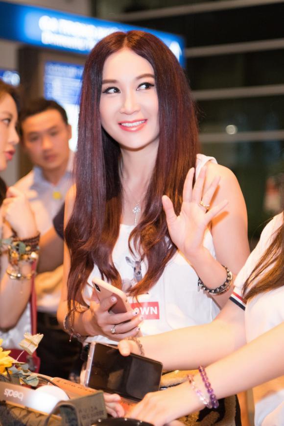 nữ diễn viên Ôn Bích Hà, sao Việt