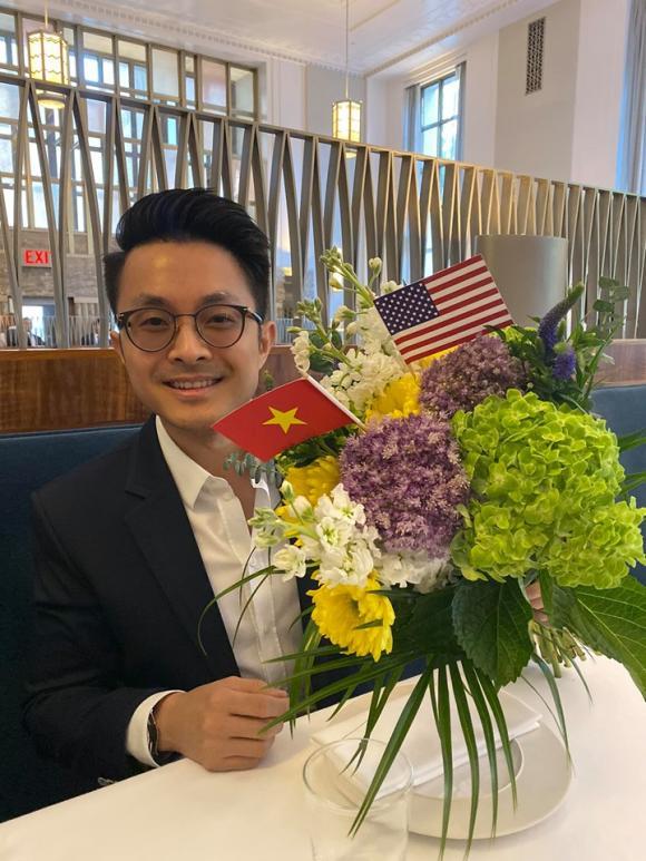 Hoa hậu Thu Hoài, bạn trai Hoa hậu Thu Hoài, sao Việt