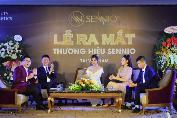mỹ phẩm Hàn Quốc, mỹ phẩm Sennio, Beauty Cosmetics Việt Nam