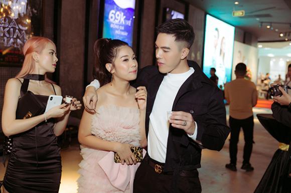 Hoàng Yến Chibi, Hoàng Anh,  Lâm Hùng, sao Việt