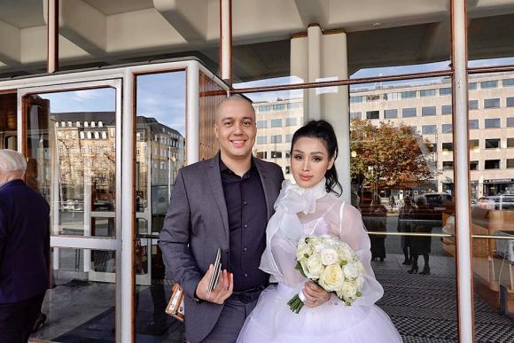 Maria Đinh Phương Ánh, chồng Maria Đinh Phương Ánh, sao Việt