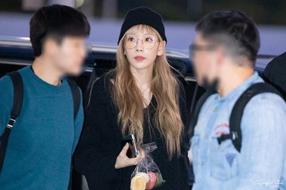 Taeyeon, hậu đám tang Sulli, Sulli