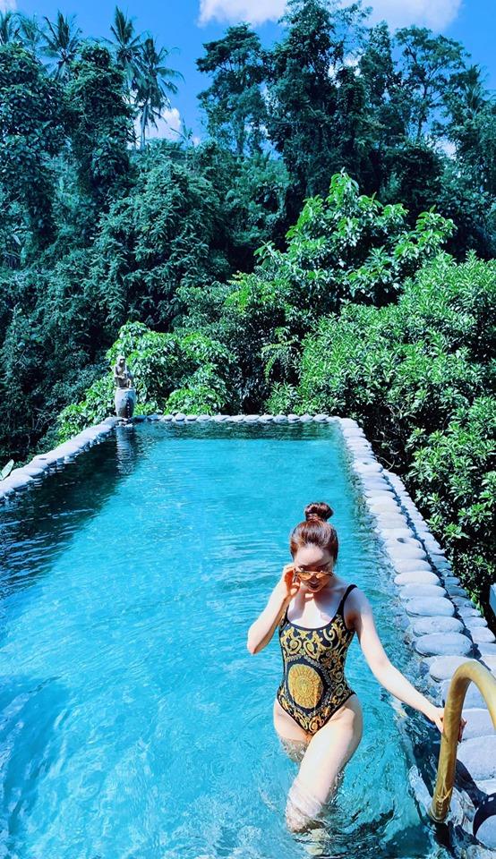 Lý Thùy Chang, diễn viên Chi Bảo, bạn gái của Chi Bảo, sao Việt