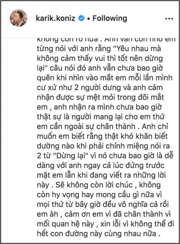 rapper Karik , Đàm Phương Linh, sao Việt