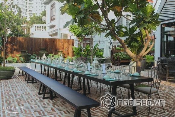 Laang Saigon, Ẩm thực việt, nhà hàng ở sài gòn