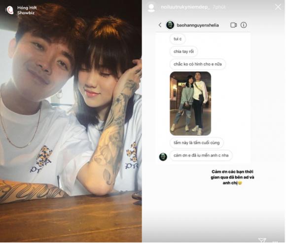 Rapper Khói , hot girl ,Bảo Hân
