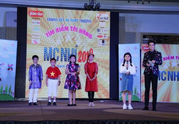 Bá Tăng Minh Hiếu, Tìm kiếm Tài năng MC Nhí 2019