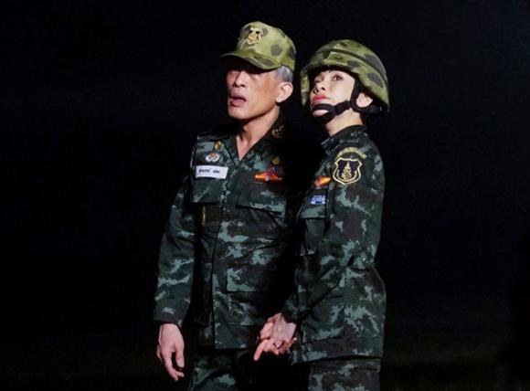 vua Thái Lan, cung điện Thái Lan, hoàng quý phi thái lan, Thái Lan
