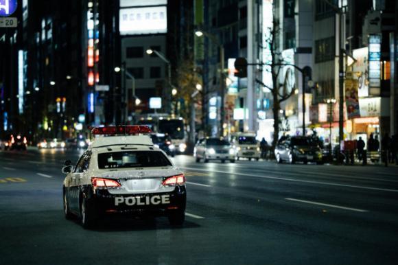 nữ cảnh sát Nhật Bản, cảnh sát nữ, Nhật Bản, cảnh sát nhật bản