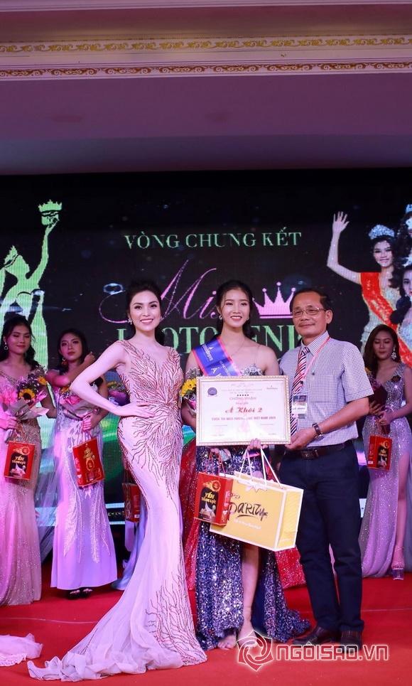Hoa Khôi Áo Dài Việt Nam 2019, Hoàng Tú Quỳnh, MC Huyền Sâm