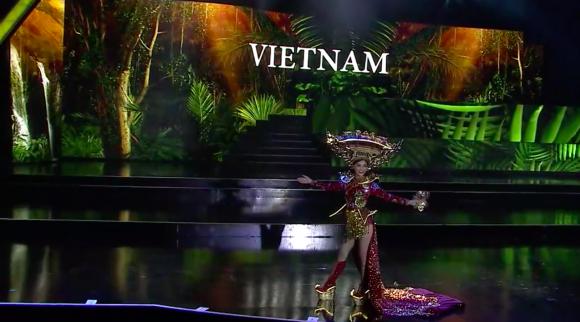 á hậu Kiều Loan, sao Việt, Miss World Việt Nam 2019, Hoa hậu Thế giới Việt Nam 2019