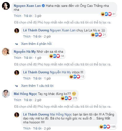 Ngô Kiến Huy, Đông Nhi, Ông Cao Thắng, sao Việt