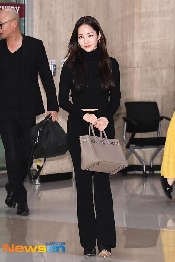 Park Min Young, hàng hiệu Park Min Young, sao Hàn