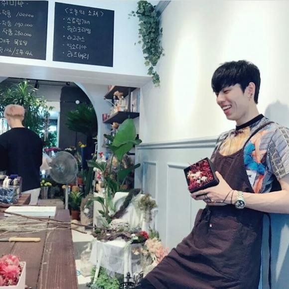 sao Hàn, tài lẻ của sao hàn, jungkook