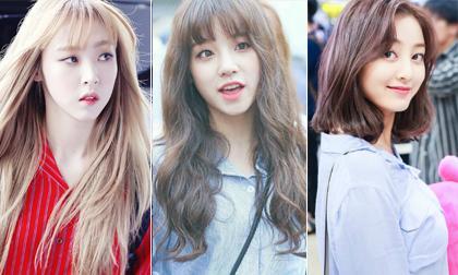 jimin, Baekhyun, sao hàn, sao hàn có thời gian thực tập ngắn