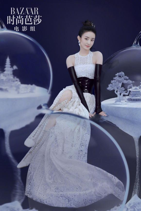 Triệu Lệ Dĩnh,bộ ảnh tạp chí của Triệu Lệ Dĩnh,sao Hoa ngữ