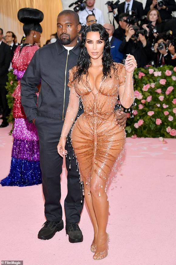 kim kardashian, kanye west, sinh nhật, sao hollywood