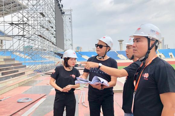 Tổng đạo diễn Võ Văn Tâm,FWD MUSIC FEST 2019