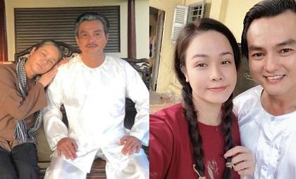 Ca sĩ Nhật Kim Anh,vợ chồng ca sĩ Nhật Kim Anh, diễn viên Kim Tín, sao Việt