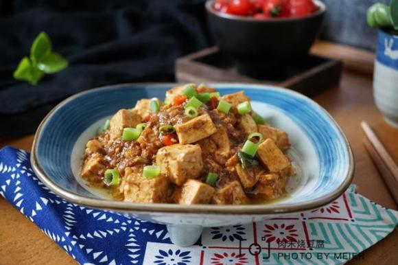 Muốn sức khỏe tốt hãy ăn nhiều đậu phụ và ăn ít thịt, đây là những món ăn từ đậu phụ tha hồ học theo