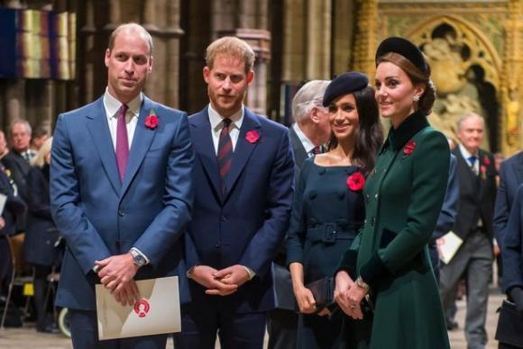 Hoàng tử Harry,Hoàng gia Anh,Cung điện Hoàng gia,Meghan Markle,vợ chồng Hoàng tử Harry,bức ảnh vợ chồng Hoàng tử Harry biến mất