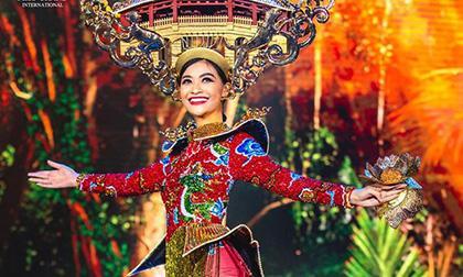 Á hậu Kiều Loan,Hoa hậu Hòa bình,sao Việt