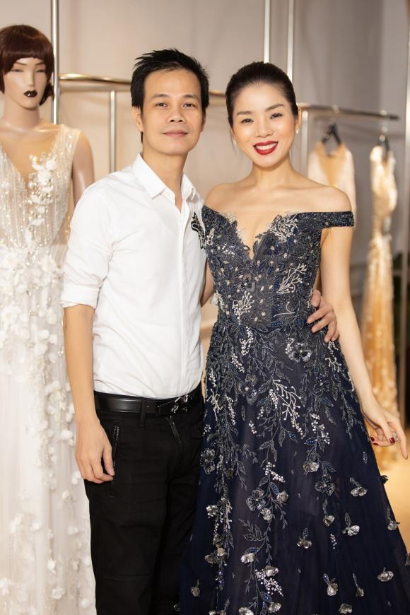 hoa hậu Lương Thuỳ Linh, hoa hậu Trần Tiểu Vy, ca sĩ Lê Quyên, sao Việt