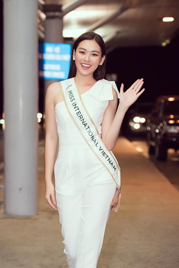 á hậu Tường San, hoa hậu Lương Thuỳ Linh, Miss World Việt Nam 2019, Hoa hậu Thế giới Việt Nam 2019, sao Việt