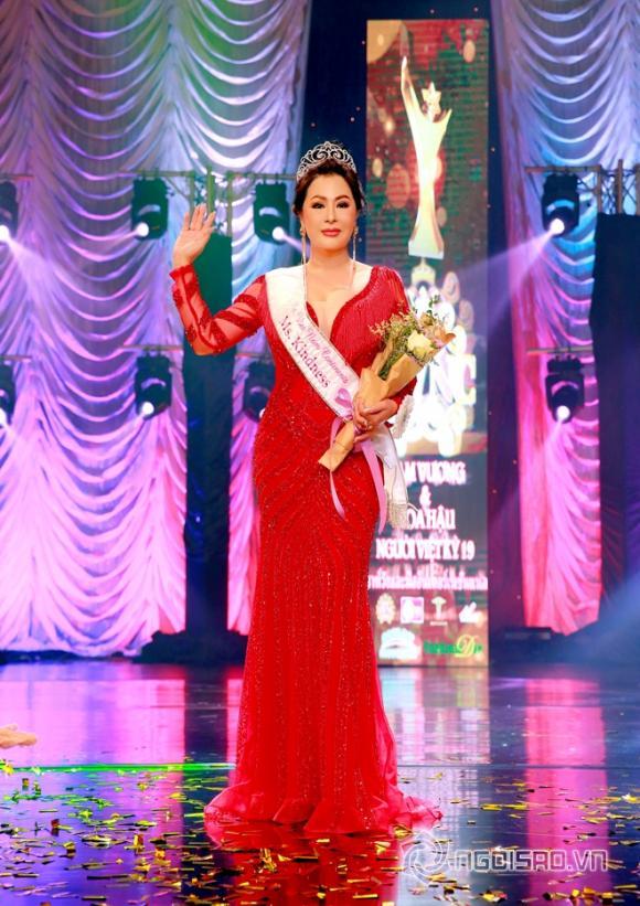 Christine Thúy Hằng,Hoa hậu Nhân ái,Hoa hậu Thế giới người Việt