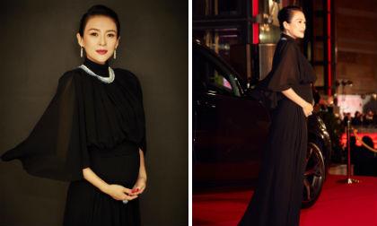 Chương Tử Di,Uông Phong,vợ cũ Uông Phong,sao Hoa ngữ