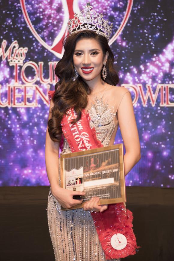 Miss Tourism Global Queen International 2019