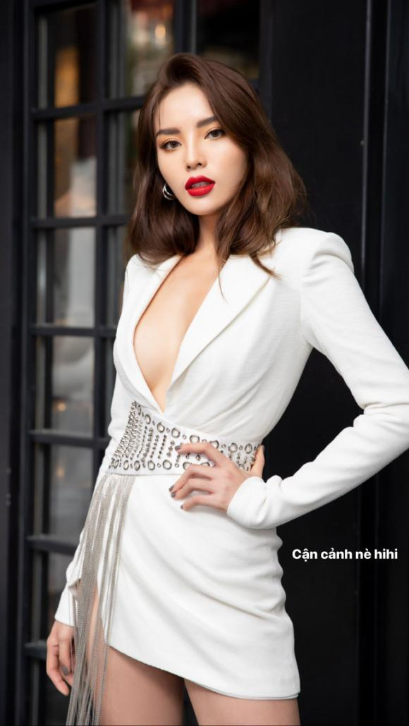 hoa hậu Kỳ Duyên, siêu mẫu Minh Triệu