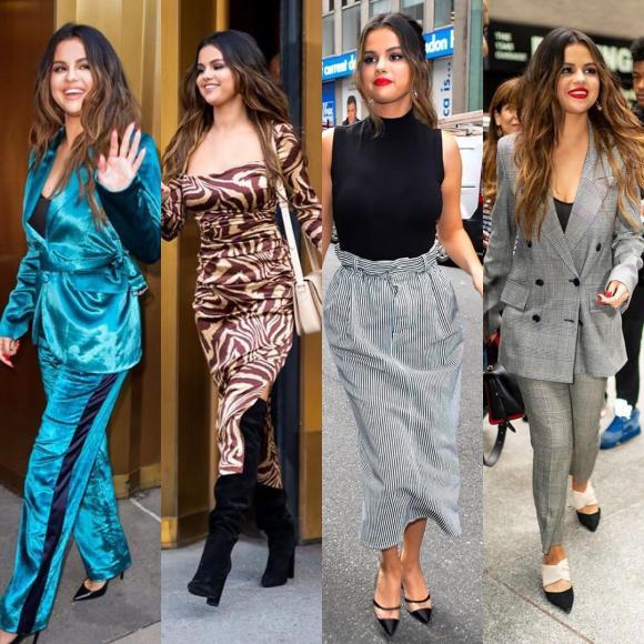 selena gomez, thời trang của selena gomez, sao hollywood
