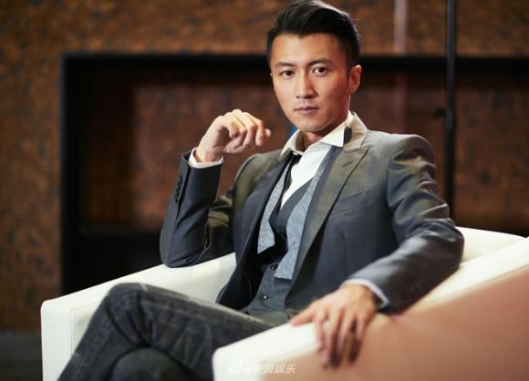 Tạ Đình Phong,con trai Trương Bá Chi - Tạ Đình Phong,sao Hoa ngữ
