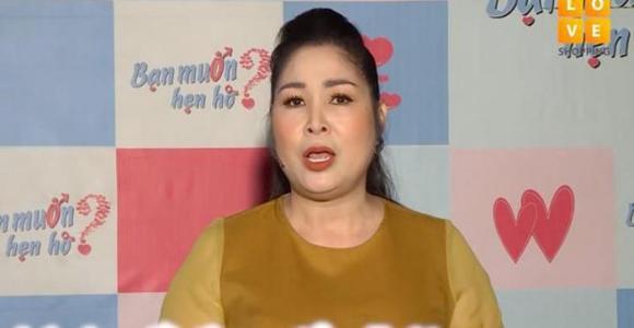 NSND Hồng Vân,Bạn muốn hẹn hò,MC quyền linh, diễn viên Nam Thư, sao Việt
