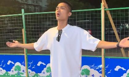 NSND Hồng Vân, Lê Tuấn Anh, clip ngôi sao
