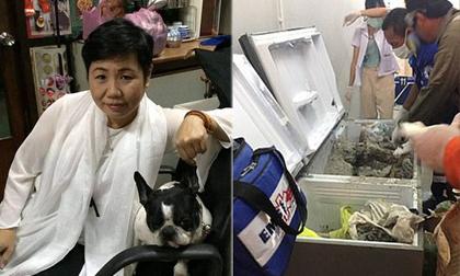 giết nữ đại gia đổ bê thi thể giấu trong tủ lạnh, Wannee Jiracharoenying, Thái Lan