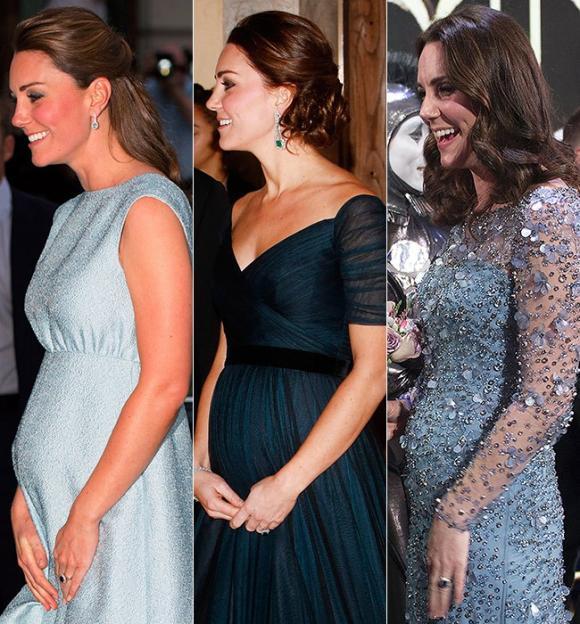 Hoàng gia Anh,Công nương Kate,Công nương Kate mang thai giả,Hoàng tử William