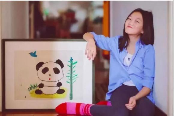 Lý Yên,con gái Vương Phi,sao Hoa ngữ