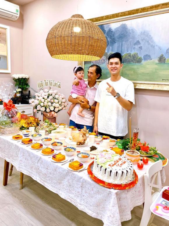 em gái Quang Vinh, cháu gái Quang Vinh, Quang Vinh
