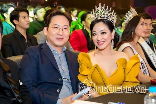 Gu Yongsu, Hoa hậu thế giới Người Việt