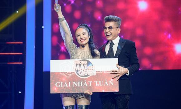 MC Thanh Bạch, nghệ sĩ Minh Nhí, MC Hồng Phượng, ca sĩ Long Nhật, đạo diễn Lê Cung Bắc, sao Việt