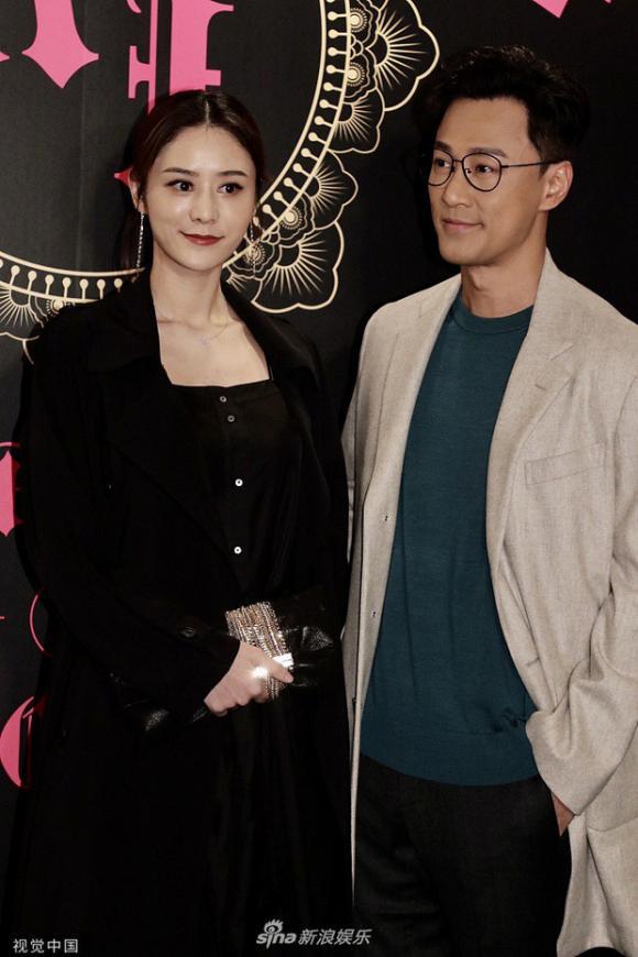 Lâm Phong,Trương Hinh Nguyệt,Trương Hinh Nguyệt mang thai,sao Hoa ngữ