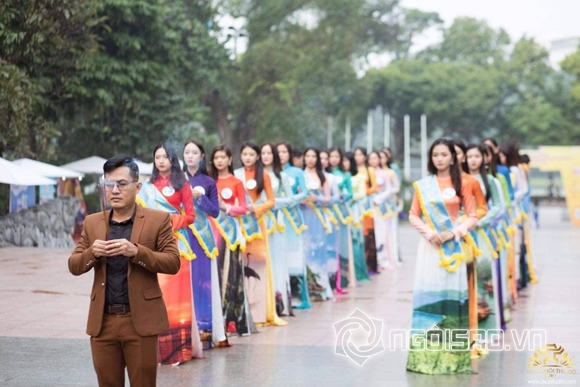 Hoa khôi Thủ đô 2019, Tượng đài Lý Thái Tổ