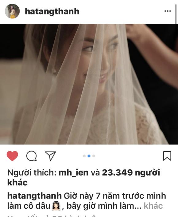 tăng thanh hà, Louis Nguyễn, sao Việt