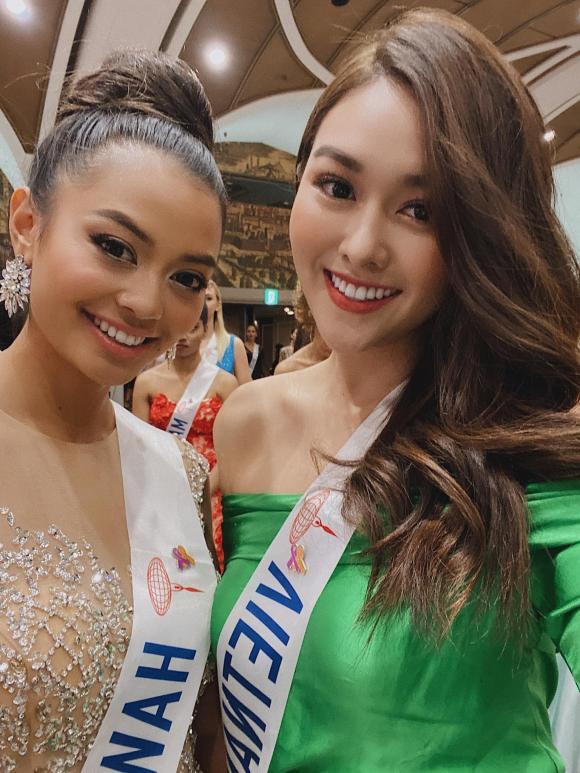 á hậu Tường San, sao Việt, Miss World Việt Nam 2019, Hoa hậu Thế giới Việt Nam 2019