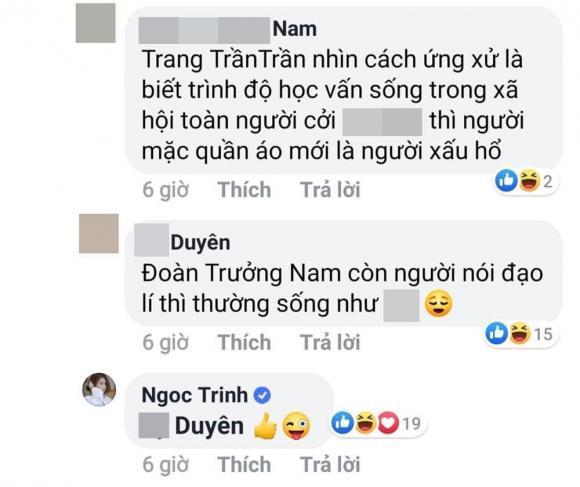 Nữ hoàng nội y ngọc trinh,nữ hoàng nội y Ngọc Trinh gợi cảm, người mẫu Trang Trần, sao Việt