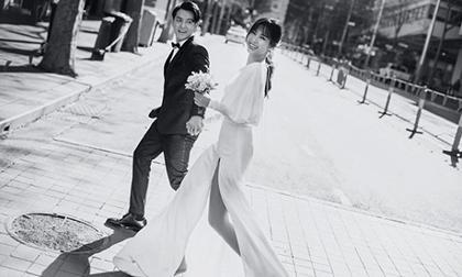 Đông Nhi, đám cưới Đông Nhi, chụp ảnh cưới