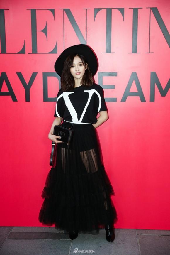 Tần Lam, sao Hoa ngữ, gu thời trang của Tần Lam