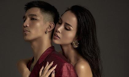 nữ diễn viên vũ ngọc anh,dien vien vu ngoc anh,ông trùm chân dài vũ khắc tiệp, sao Việt
